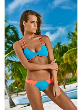 Reversible Utopia Halter e Color Block Teeny