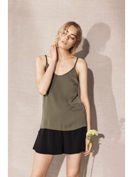 Vimelli Ivy Green Top
