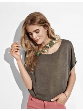Vimelly Top Ivy Green